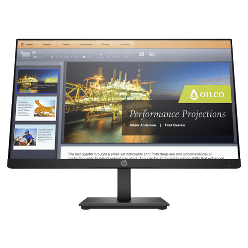 Monitor HP P224 5QG34AA