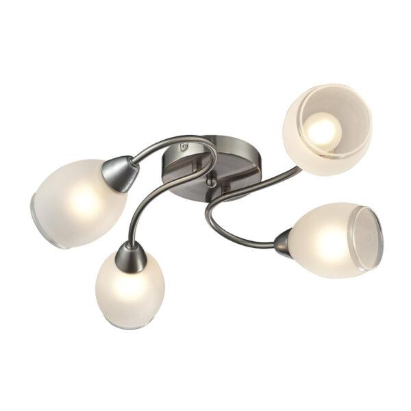 Veneta plafonska lampa 540x540 4x40