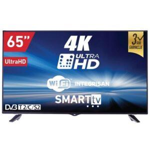 """Televizor Vox 65DSW400U Smart TV 65"""""""