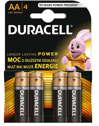 Baterija DURACEL Basic AA