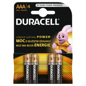 Baterija DURACEL AAA