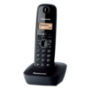 Bežični telefon PANASONIC DECT KX-TG1611FXH, Crna