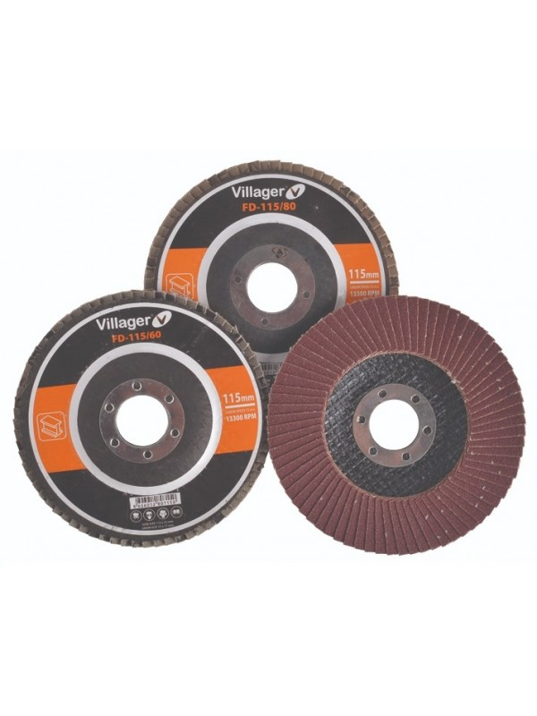 Villager lamelni disk FD 115/60