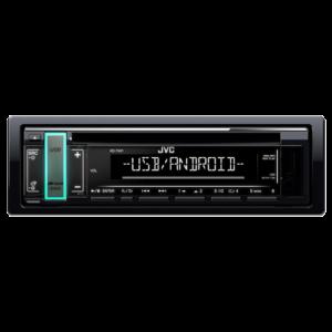 Auto radio JVC KD-T401