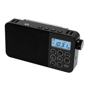 Prenosni radio prijemnik RPR3LCD